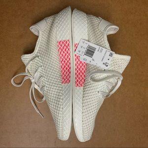 Adidas Off-White Deerupt Sneakers sz 12.5